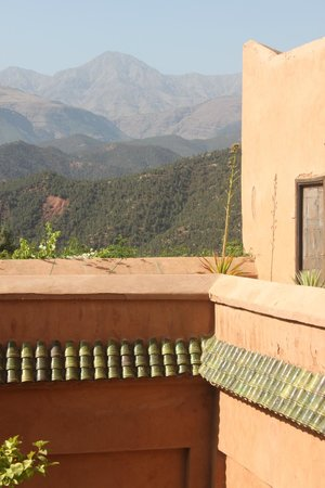 Kasbah Bab Ourika: View