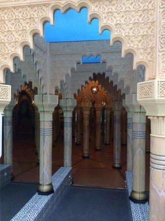 Gletschergarten: Hall of mirrors