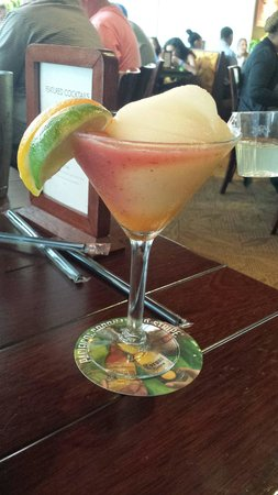 Bahama Breeze: Frozen Bahamarita