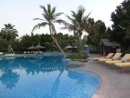 Al Nahda Resort & Spa : Piscine