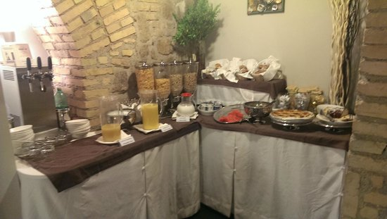 Hotel Metropolis - Chateaux & Hotels Collection: Sala Colazione