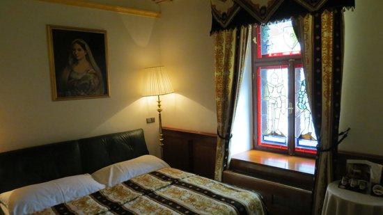 Hotel U Pava: Room