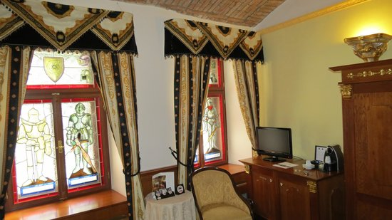 Hotel U Pava : Room
