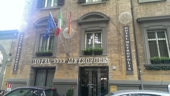 Hotel Metropolis - Chateaux & Hotels Collection: Hotel