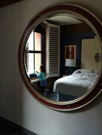 Argonaut Hotel, A Noble House Hotel: Room