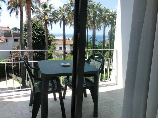 Hotel La Residenza: Наш балкон
