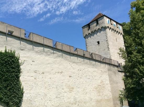 Museggmauer: One of the towers