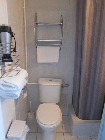 Amadour Hotel : Salle de bains