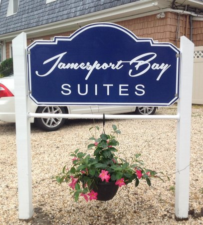 Jamesport Bay Suites: newly renovated by new owner