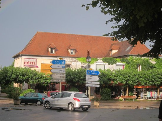 Amadour Hotel : Extérieur hôtel