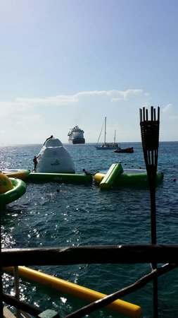 Jimmy Buffett's Margaritaville: Water park.