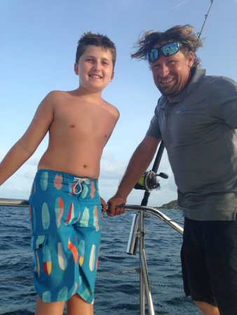 FunSeaker: Fishing with the Captain
