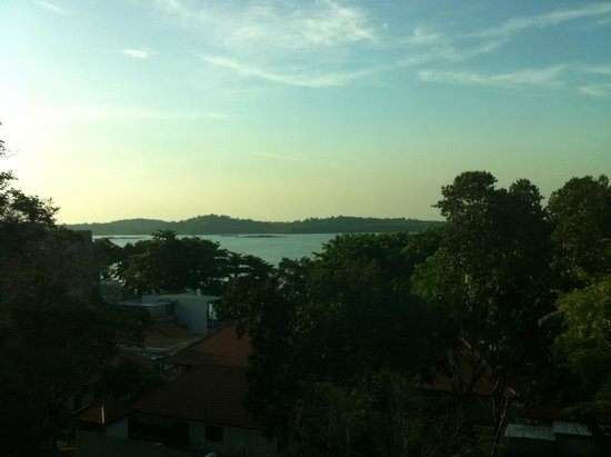 Village Hotel Changi by Far East Hospitality: View from the room