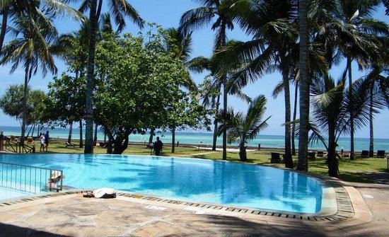 Neptune Paradise Beach Resort & Spa: One pool
