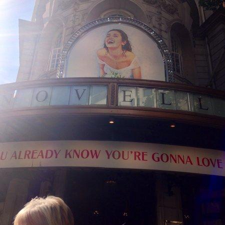 Mamma Mia: Eek exciting