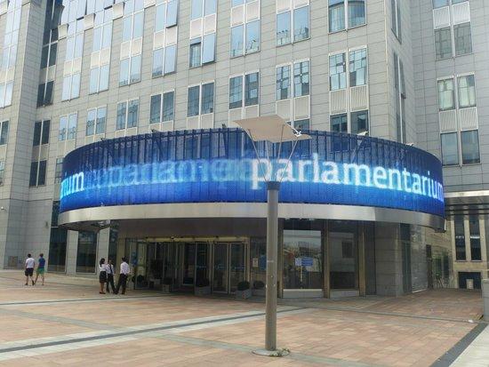 extérieur parlamentarium