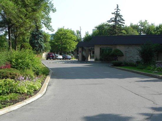 O Motel et Suites: Entrée/Main entrance