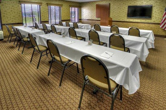 Hampton Inn Pittsburgh/West Mifflin : Meeting Room