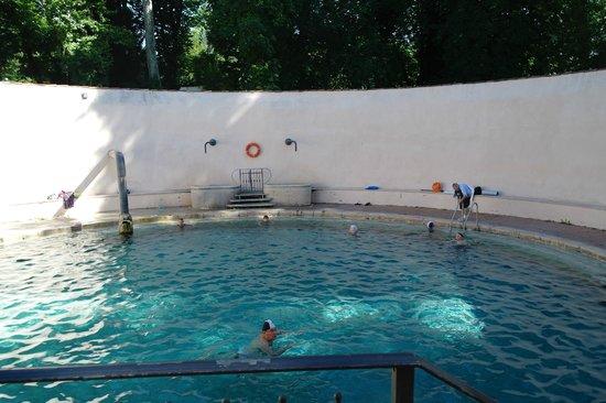 Antiche Terme di Giunone : Vasca Brentella