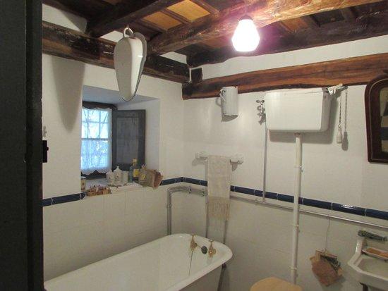 Casa de las Donas: cuarto baño