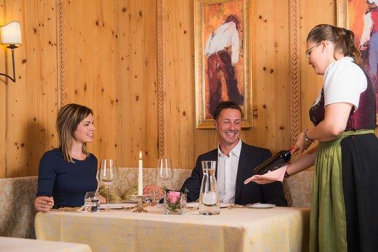 Hotel Cervosa: stilvoller Rahmen