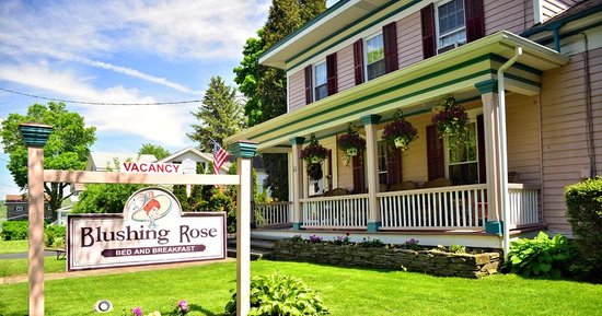 Blushing Rose Bed and Breakfast