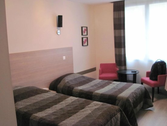 Hotel des Ducs : Room 102