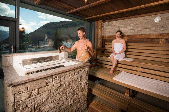 Hotel Cervosa: Saunieren auf höchstem Niveau