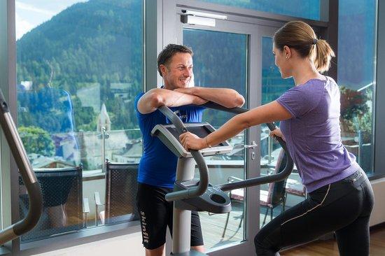 Hotel Cervosa: Fitness vom Feinsten