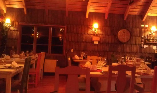 Hotel Frau Holle : restaurante