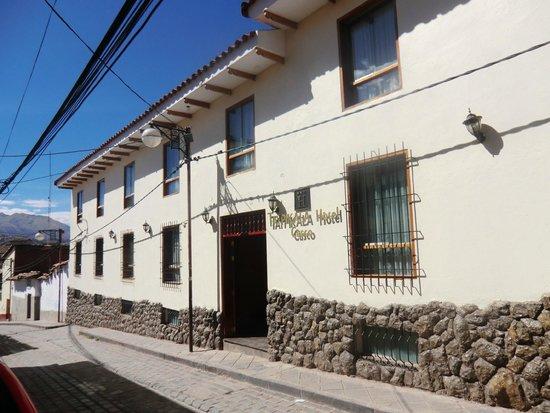 Hotel Taypikala Cusco: Fachada do Hotel