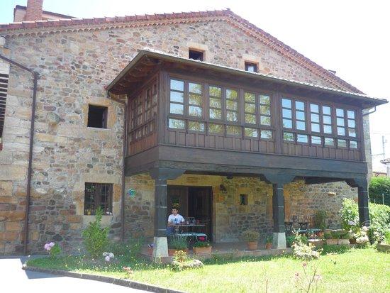 Posada Rural Ochohermanas: Exterior