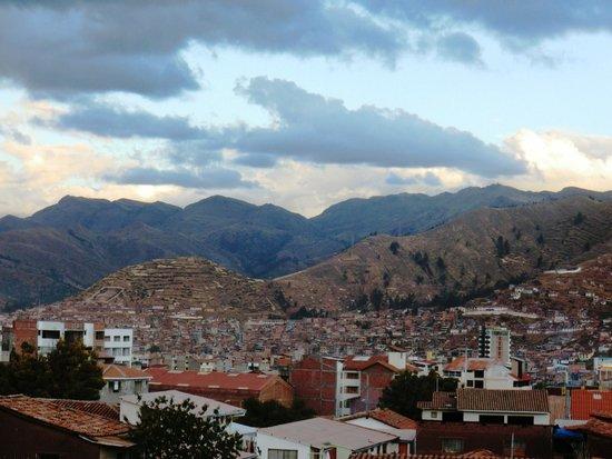 Hotel Taypikala Cusco: Vista da Cidade
