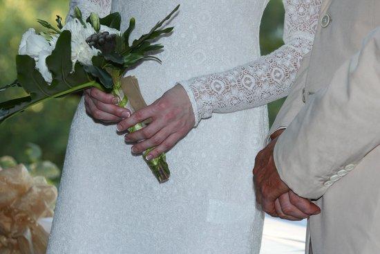 Sanctuary Makanyane Safari Lodge: wedding bouquet