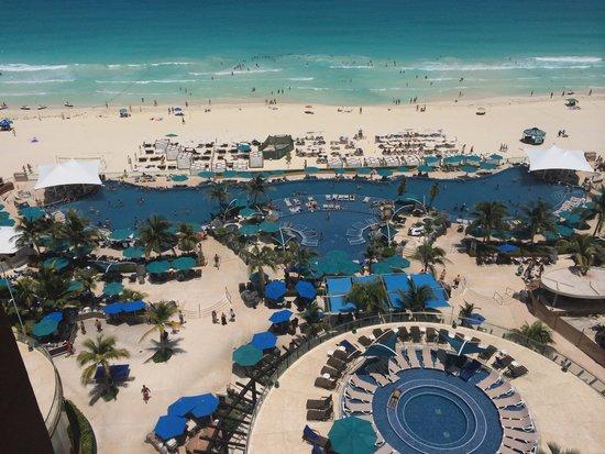 Hard Rock Hotel Cancun: Paradise