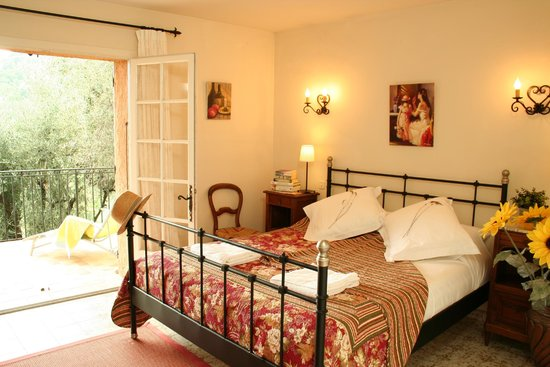 La Bastide Saint Christophe : Lower Garden Apartment bedroom 2