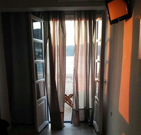 Sunset in the room n4