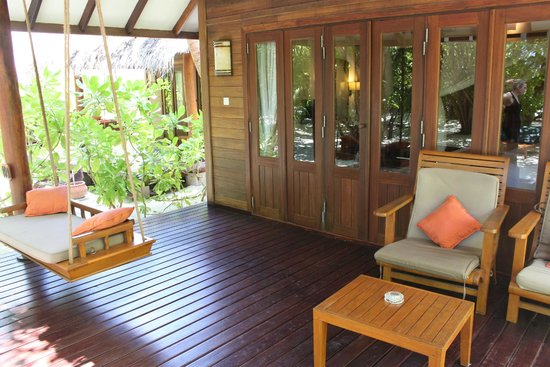 Medhufushi Island Resort: Beach Villa