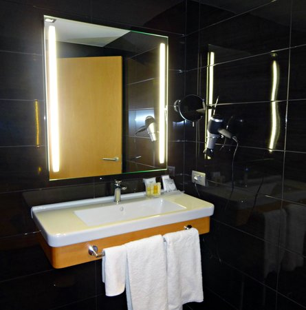 Sercotel Blue Coruna : baño moderno