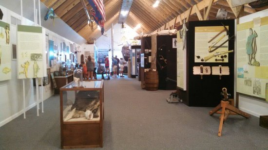 North Carolina Maritime Museum at Southport: It is nice and quiet
