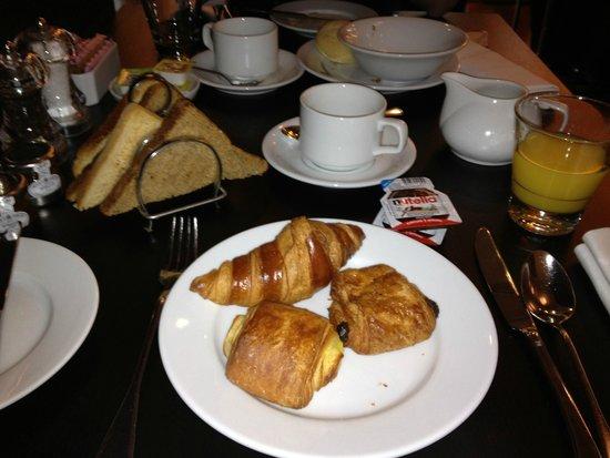 Pestana Chelsea Bridge Hotel & Spa London : Petit Déjeuner