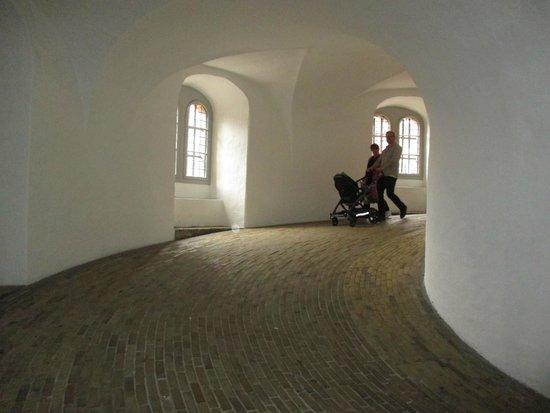 Rundetårn : Inside The Round Tower, Copenhagen