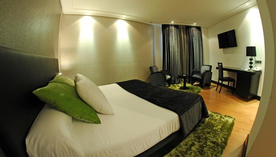 Hotel Punta del Este: HABITACIÓN SUITE