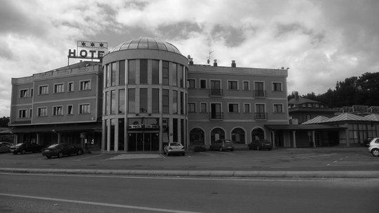 Hotel Punta del Este: PANORÁMICA DELANTERA