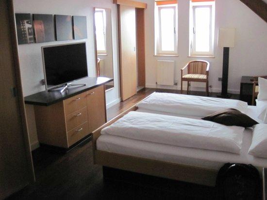 Hotel GERMANIA: Zimmer 302