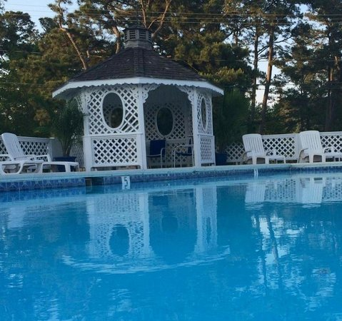 Chincoteague Inn: Pool