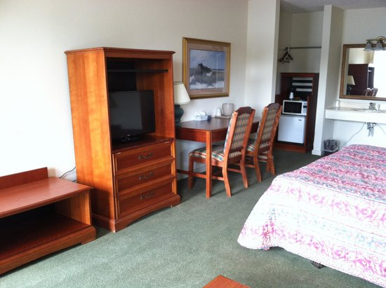 Chincoteague Inn: Room