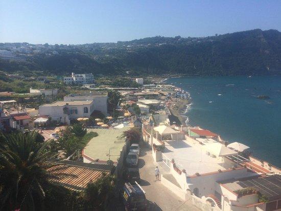Park Hotel Terme Mediterraneo: Aussicht vom Hotel