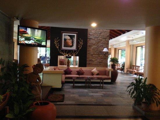 Pung-Waan Resort & Spa Kwai Yai: ล็อบบี้