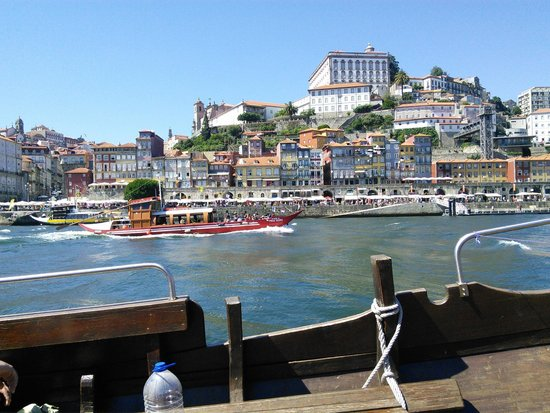 Rio Douro: Vue de la Ribeira